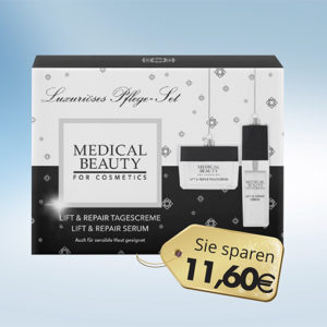Medical Beauty lift&repair Tagescreme und lift&repair Serum